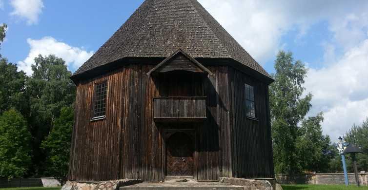 Kaunas, Rumsiskes & Pazaislis Monastery: Full-Day Tour