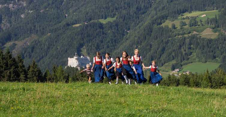 Salzburg: Private Sound of Music Tour Full or Half-Day