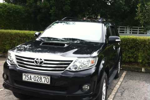Private Tranfer from Hue to Danang and Hoi An City