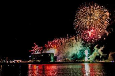 New Year's Eve Fireworks Cruise