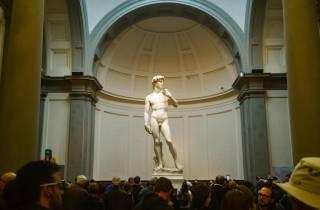 Florenz: Zeitgebundenes Ticket für Michelangelos David