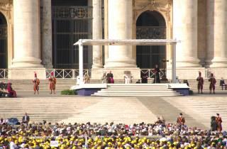 Rom: Vatikanische Museen und Papstaudienz Gruppenausflug