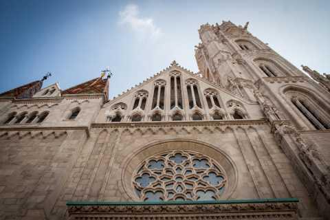Budapest: visite touristique privée avec guide