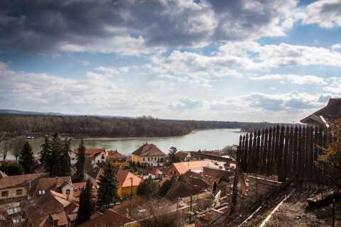 De Budapest: visite privée d'une journée du détroit du Danube avec déjeuner