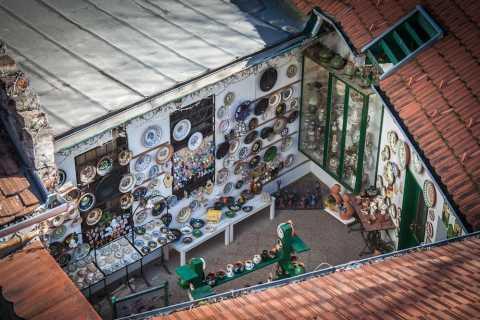 Szentendre: visite de la ville et repas gastronomique