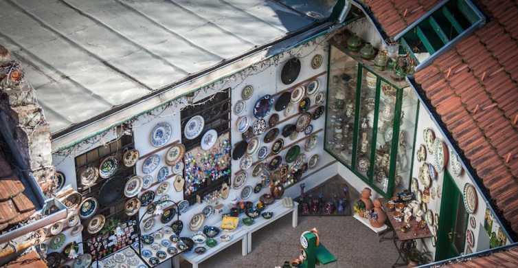 Tour di mezza giornata a Szentendre con pranzo gourmet