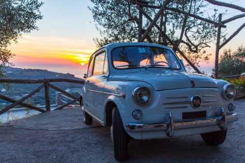 Napoli: tour privato in Fiat 500 o 600 d'epoca