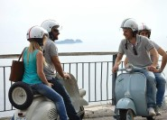 Neapel: Private Tour auf klassischer Vespa