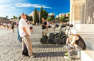 Rom: Segway-Tour durch den historischen Stadtkern
