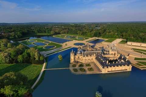 Great Stables of Prince de Conde & Palace Chantilly