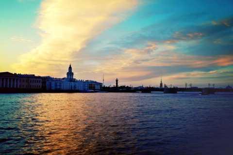 San Petersburgo 1-día-Visa gratuito Shore Excursion