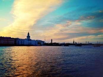 St. Petersburg: Ganztägiger Landausflug ohne Visum