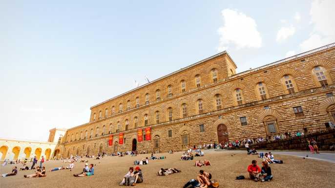 Florencia: Ticket de entrada al Palacio Pitti