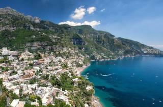 Ab Rom: Tour zur Amalfiküste und nach Pompeji