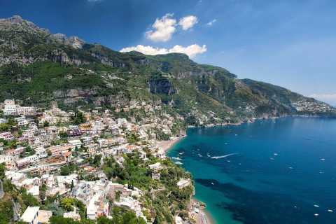 From Rome: Amalfi Coast and Pompeii Tour