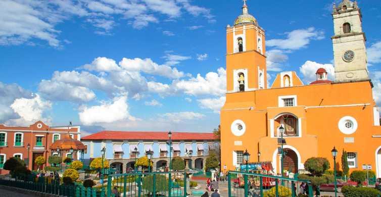 Magical Towns in Hidalgo: Real del Monte, Huasca & Prismas