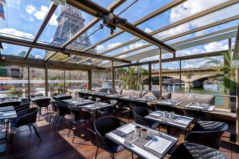 Parigi: crociera panoramica e pranzo in bistrot