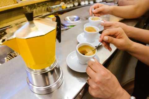 Rome: Espresso, Gelato and Tiramisù Tasting Tour