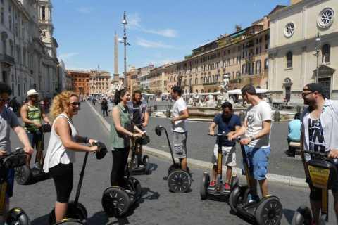 Rome: Segway the Aqua Virgo 2.5-Hour Tour
