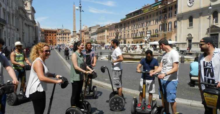 Rome: Segway the Aqua Virgo 2.5-Hour Tour