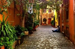 Rom: 3-stündige Trastevere-Tour mit dem Segway