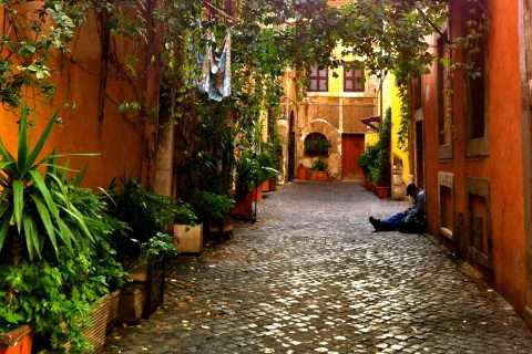 Rome 3-Hour Trastevere Tour by Segway