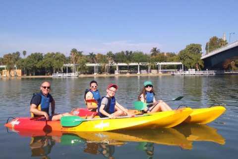 Séville: balade en kayak sur le Guadalquivir