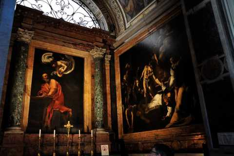 Rome: Caravaggio and Baroque Art Private Guided Tour