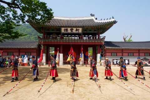 Seul: Excursão à Fortaleza de Suwon Hwaseong