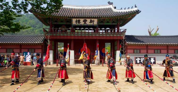 Seoul: Suwon Hwaseong Fortress Tour