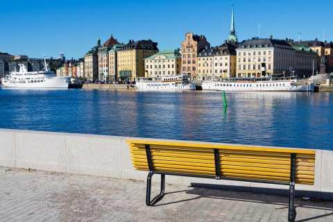 Stockholm von seinen schönsten Seiten: 3- stündiger Rundgang