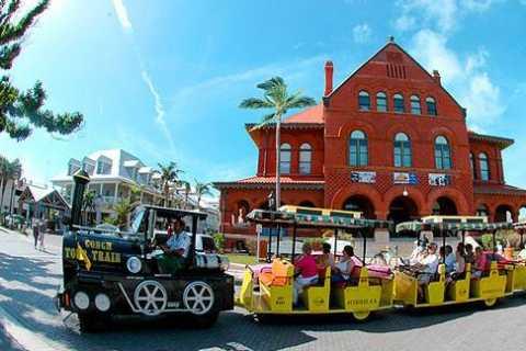 Key West: tour in trenino turistico