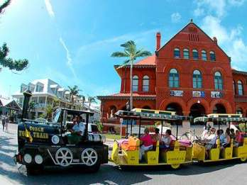Key West: Tour mit dem Conch-Train