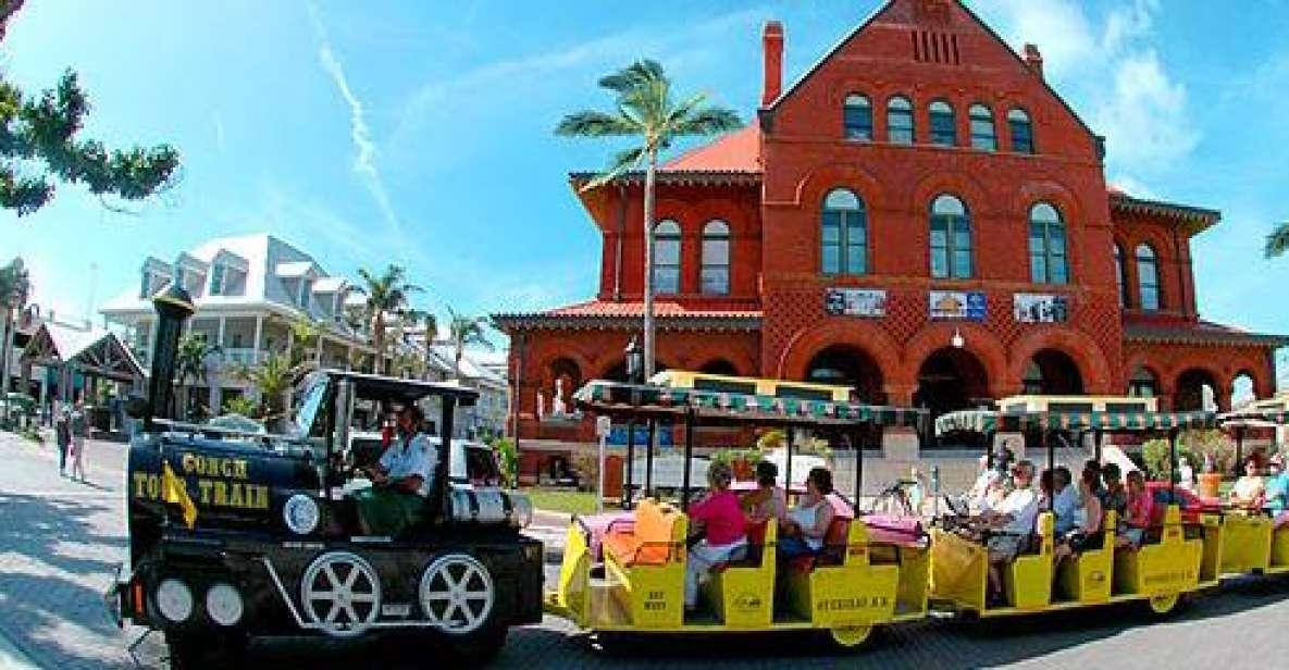 Key West Conch Train Tour