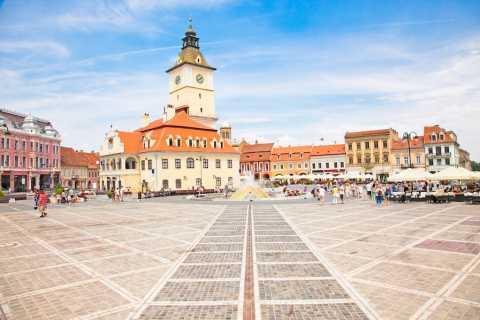 Private Transfer Bucharest to Brasov or Vice Versa