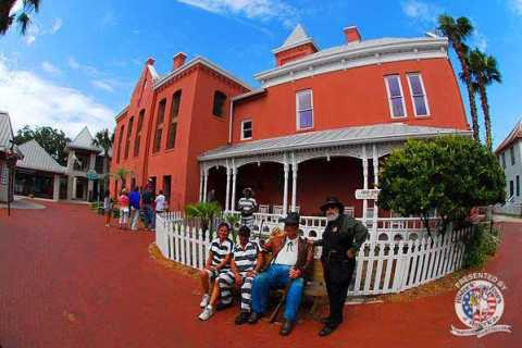 The St. Augustine Old Jail Museum Guided Tour