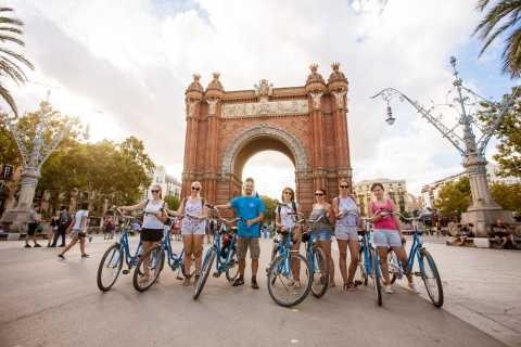Barcelona Beach 3-Hour Bike Tour
