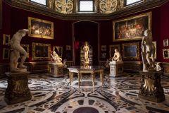 Florença: Tour com Entrada Prioritária Galleria degli Uffizi