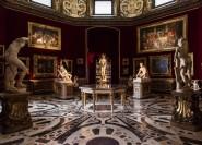 Florenz: Bevorzugter Einlass zu Uffizien und Führung