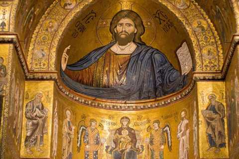 Sicily: Monreale and Cefalù Half Day Tour from Palermo