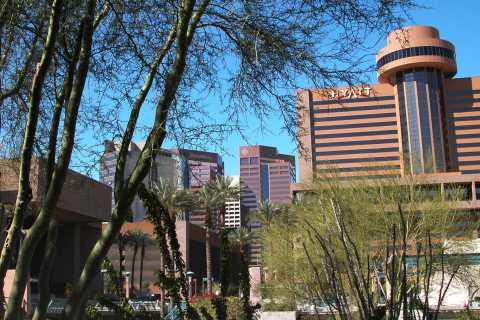 Phoenix & Scottsdale City Highlights Tour