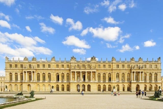 Palace of Versailles: Entry Ticket with Audio Guide