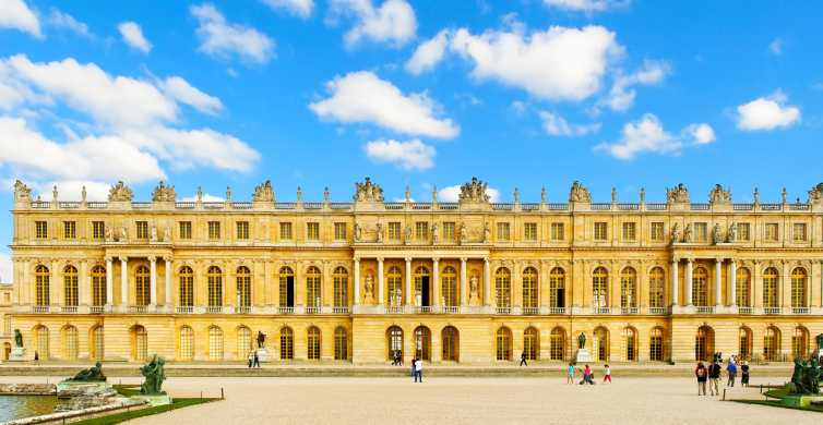 Palacio de Versalles: ticket de entrada con audioguía