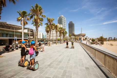 Barcelona: 2-Hour Segway Sightseeing Tour