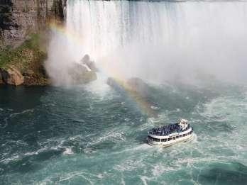 Niagarafälle: 4-Stunden-Tour mit Maid of the Mist & Essen