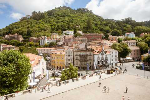Lisbon: Half-Day Tour of Sintra