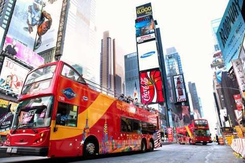 New York: tour hop on hop off e One World Observatory