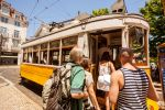 Lisbon Tram No. 28 Ride & Walking Tour