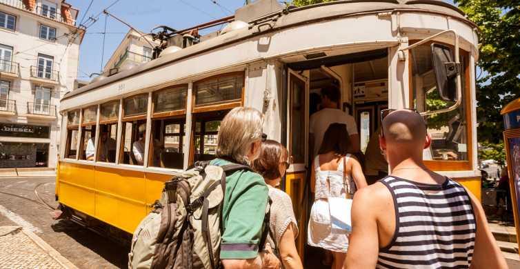 Lisbon Tram No. 28 Ride & Walking Tour