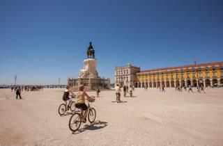 Lissabon Fahrradtour: Innenstadt von Lissabon nach Belém